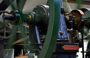 Crossley Brothers Piston Engine Detail
