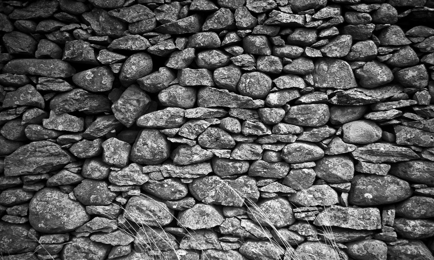 Dry Stone Wall in the Lake District