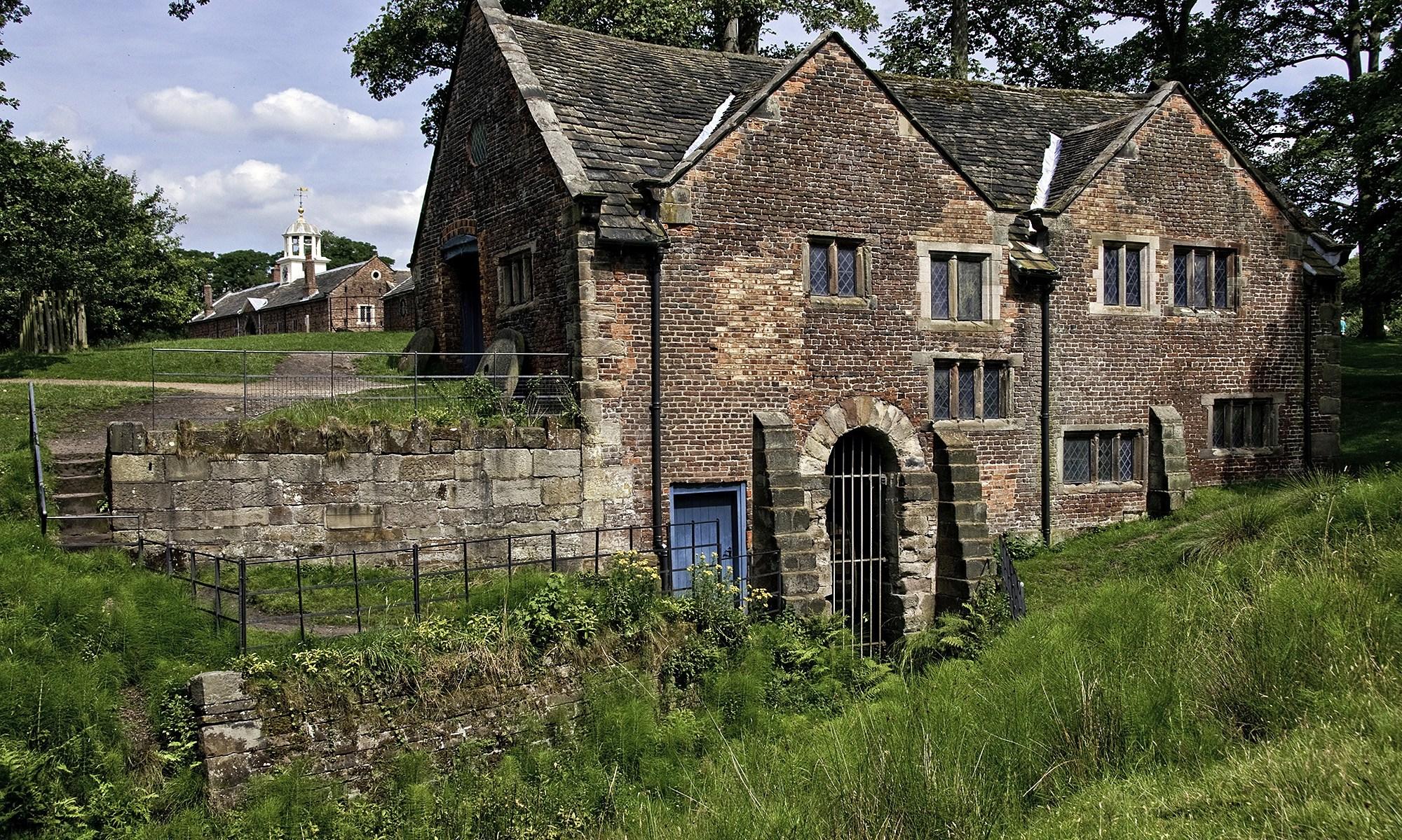 Dunham Massey Mill
