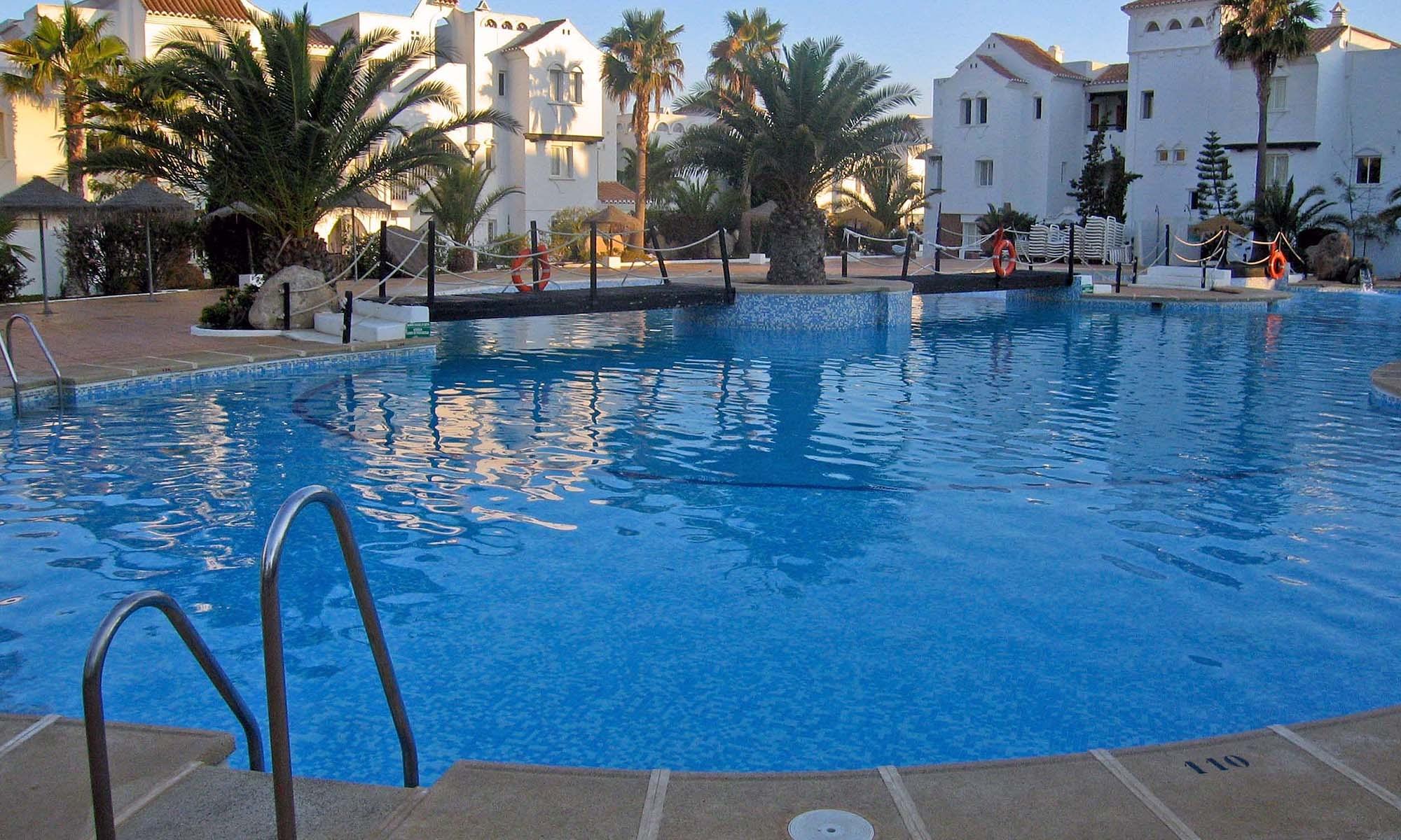 Golf Centre Apartments Swimming Pool, Almeria