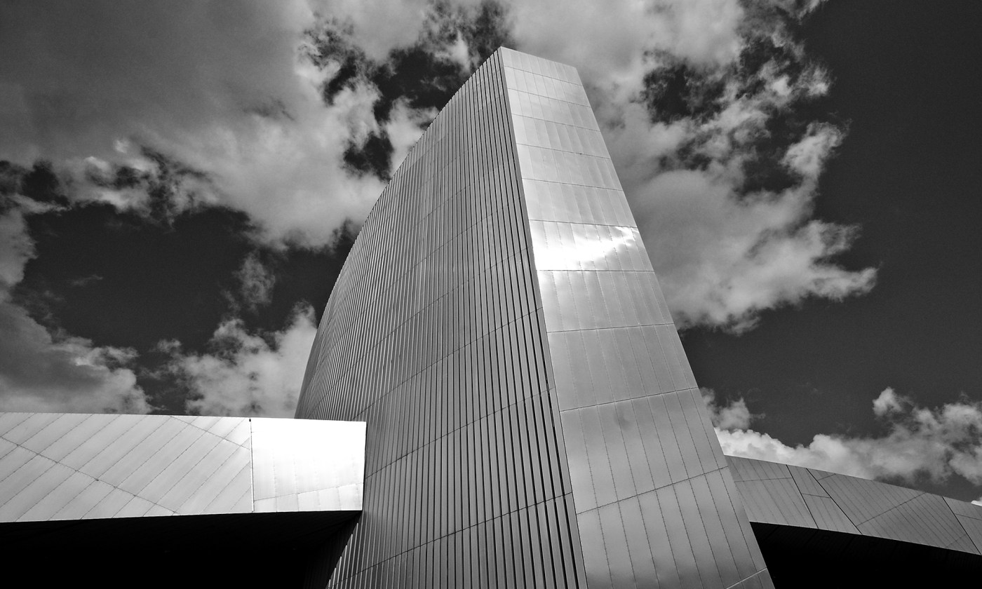 Abstract of Imperial War Museum North