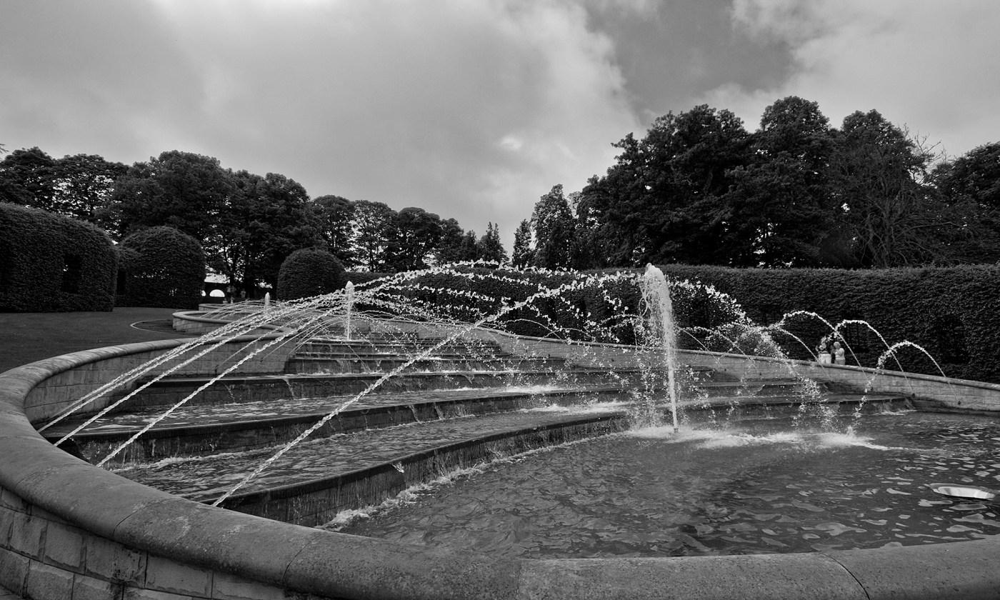 Central Water Cascade, Alnwick Gardens