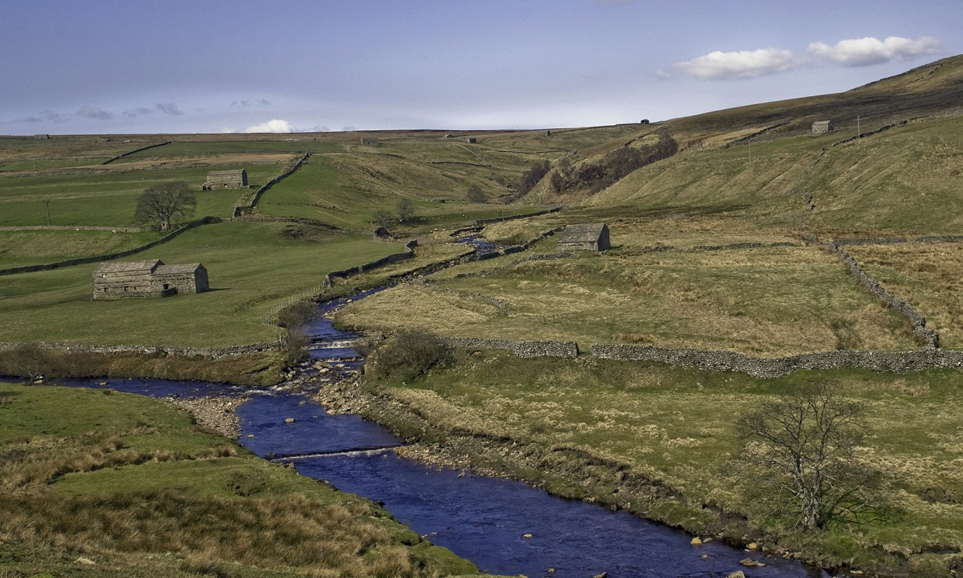 Source of the River Swale, Yorkshire Dales