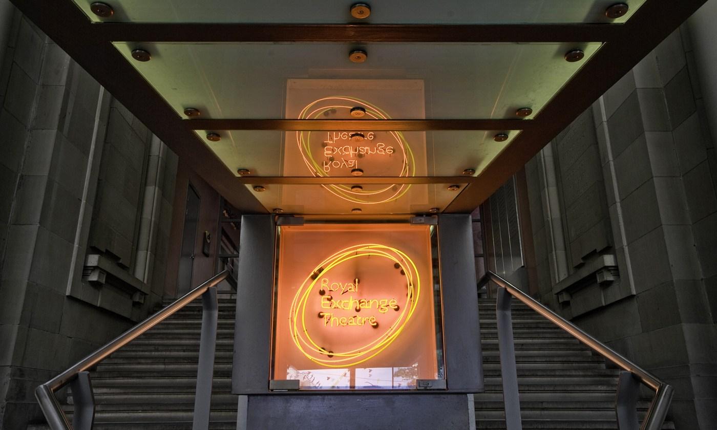 Royal Exchange Theatre Entrance