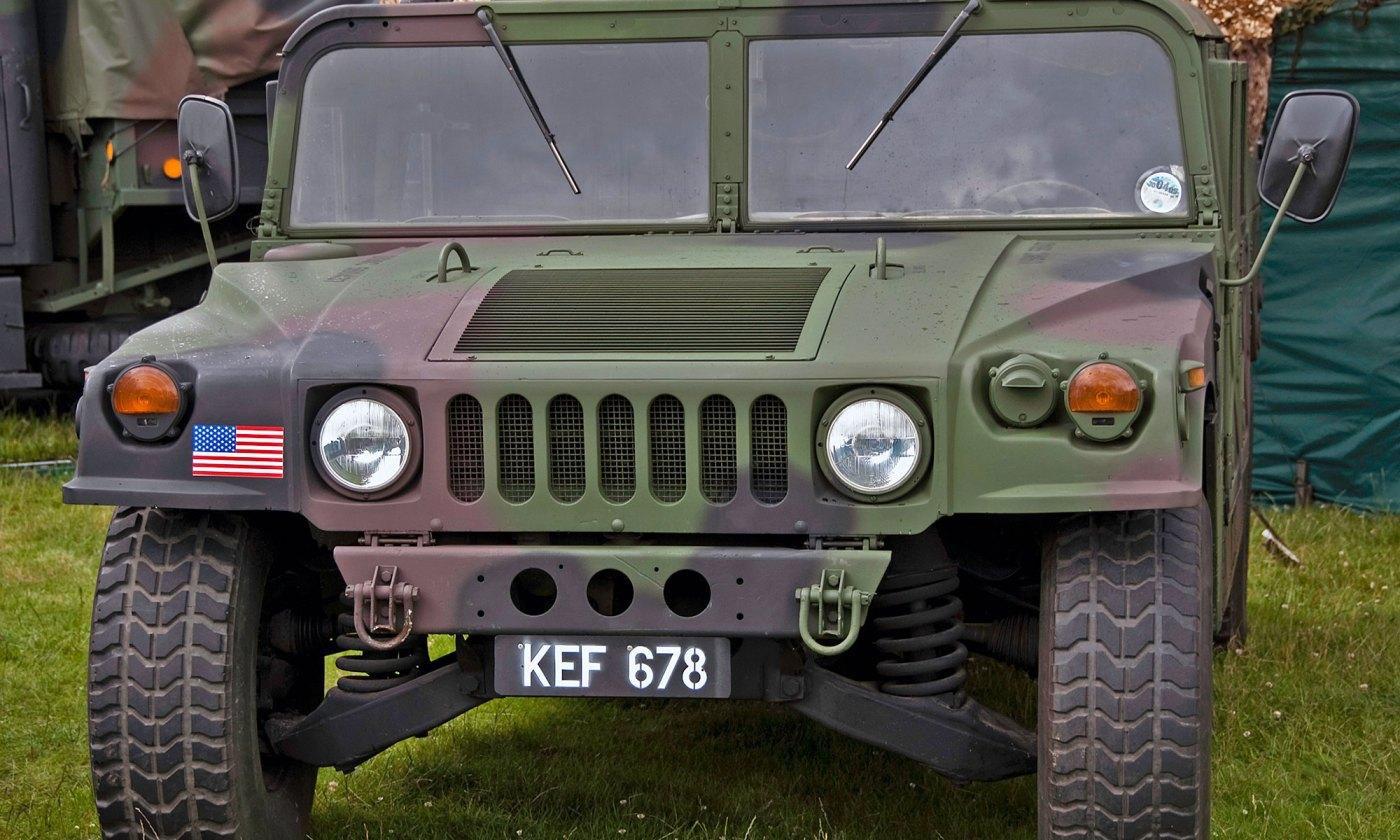 USA Military Humvee Hummer