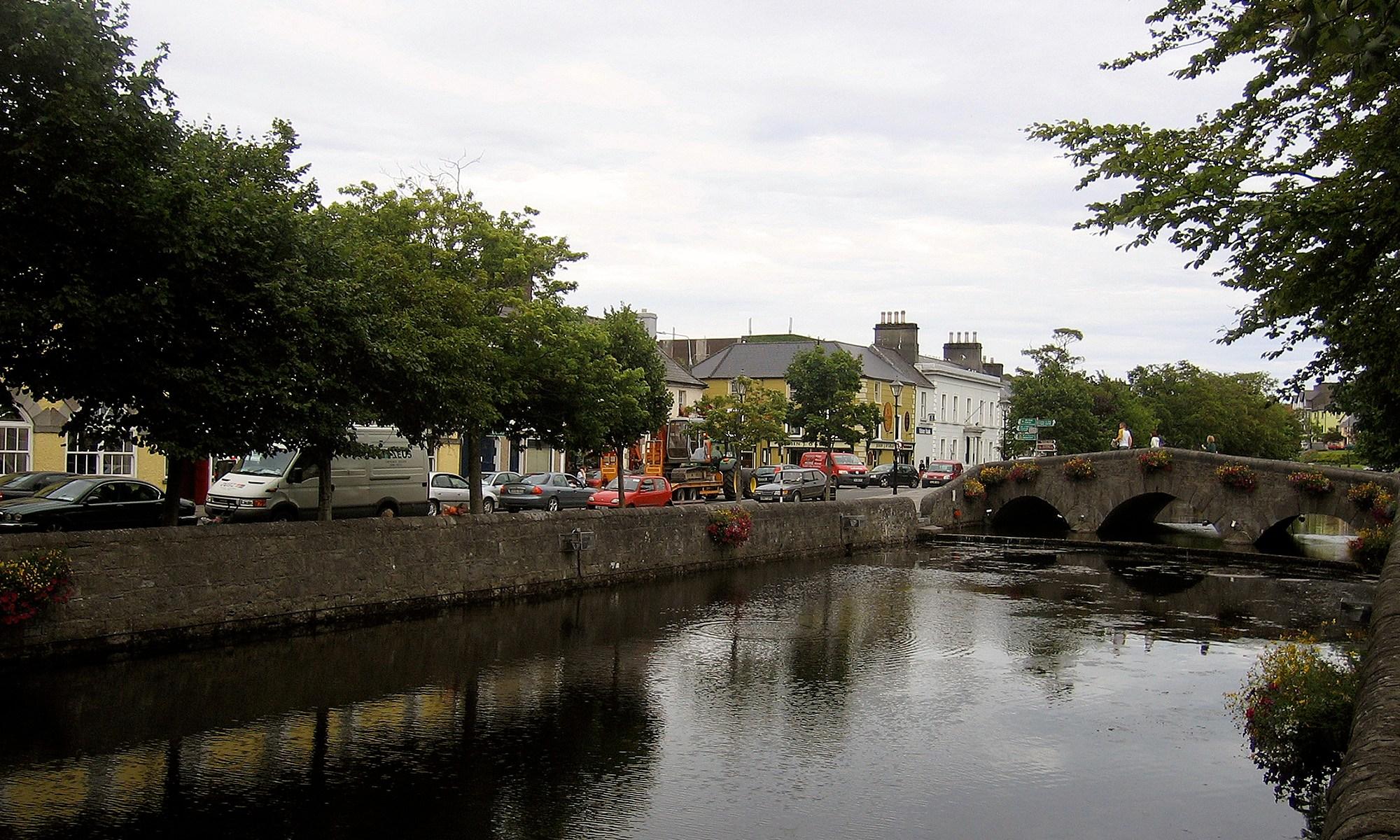 Brown Oak River, Newport, Ireland