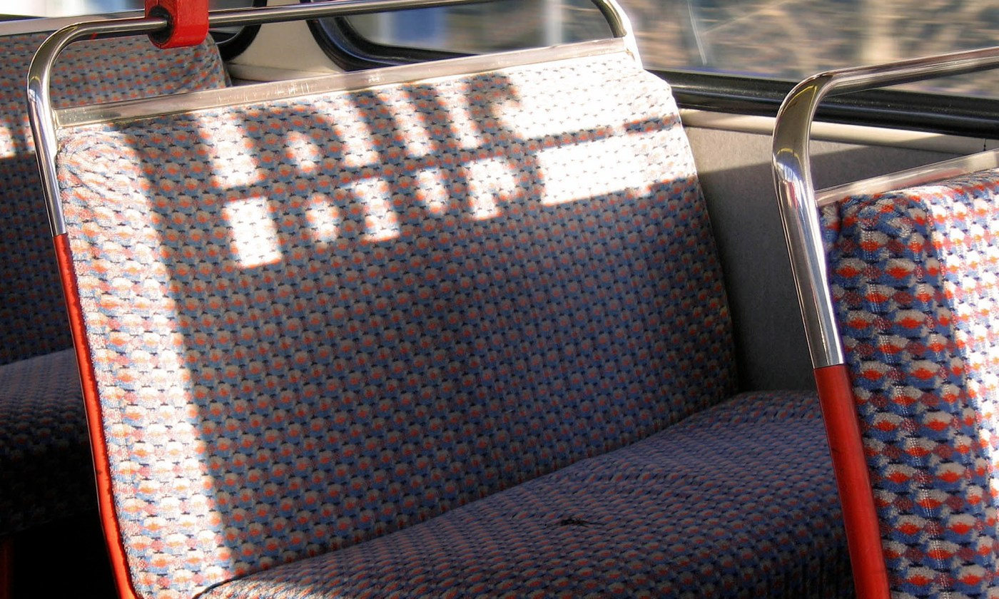 Magic Bus Seat Shadow