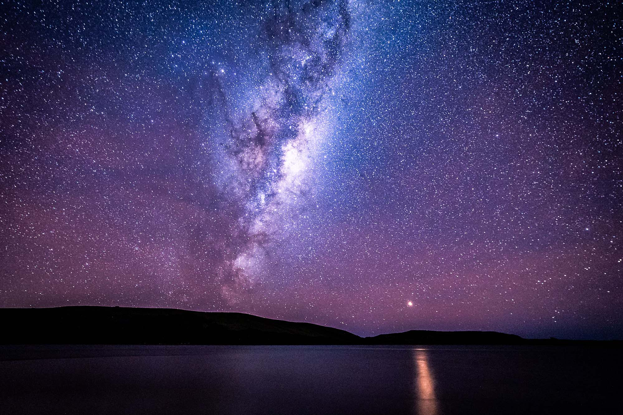 Heres a Milky Way shot I took a while back in Maleny
