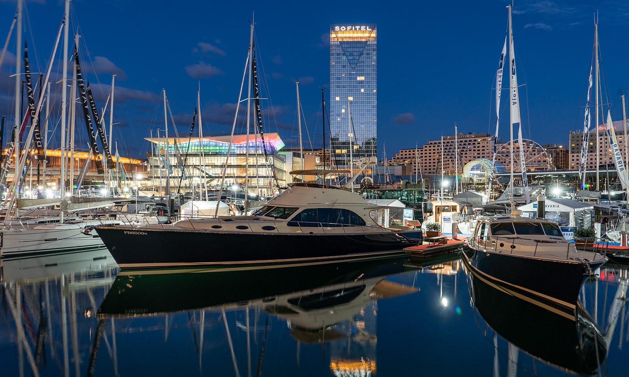 International Boat Show, Darling Harbour
