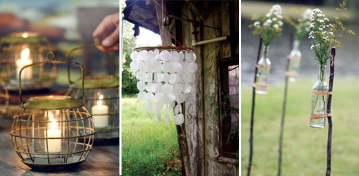 How To Make Outdoor Decor With A Recycled Gl Bottle