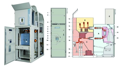 small resolution of wiring diagram high voltage switch gear wiring librarysimoprime is air insulated metal clad factory