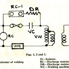 Spot Welder Wiring Diagram Circuit Breaker Panel Welding Library 3 How The Of An Existing Machine Can Be Rearranged To Apply A