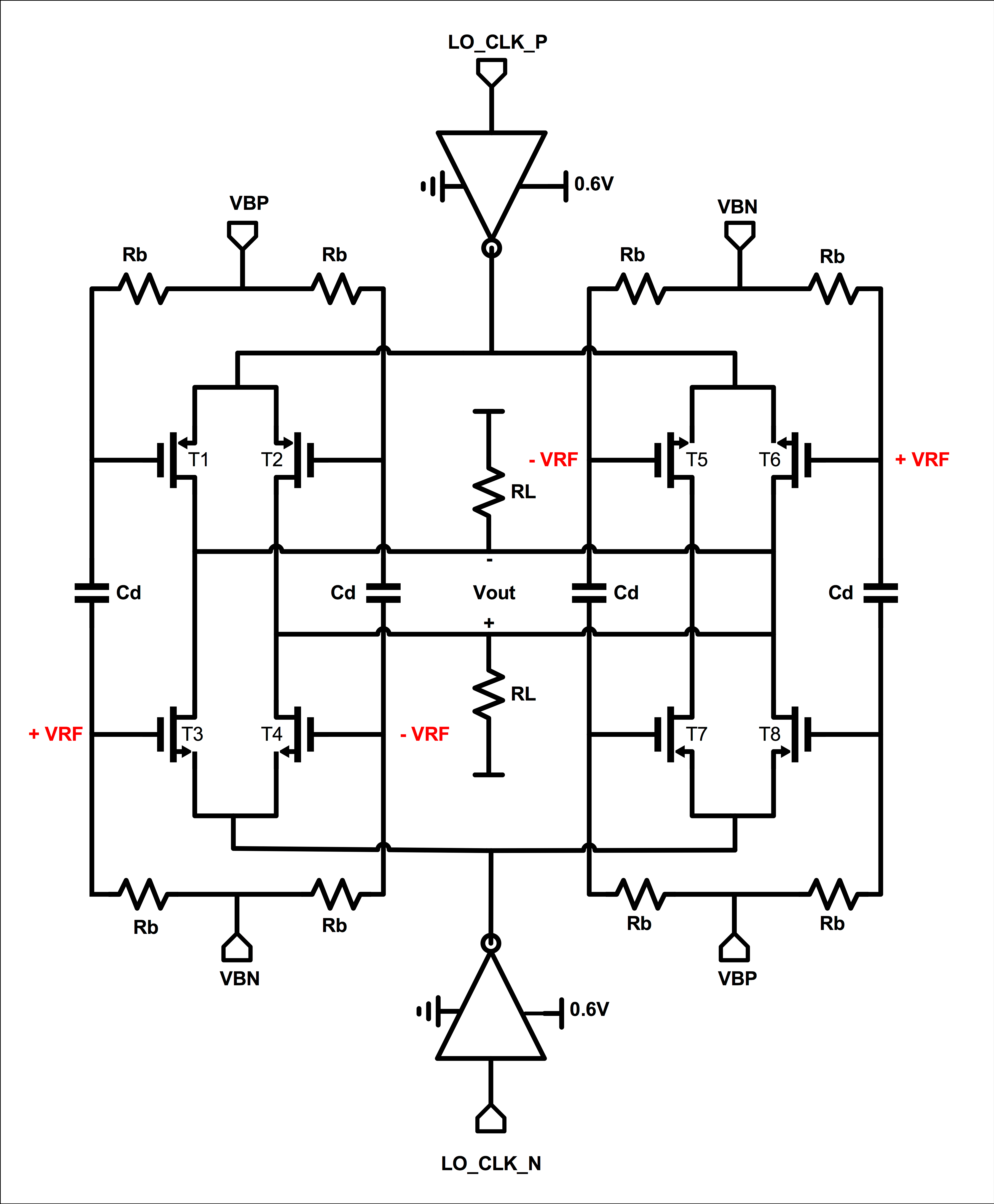Fig 2 Simplified Schematic Of Mixer