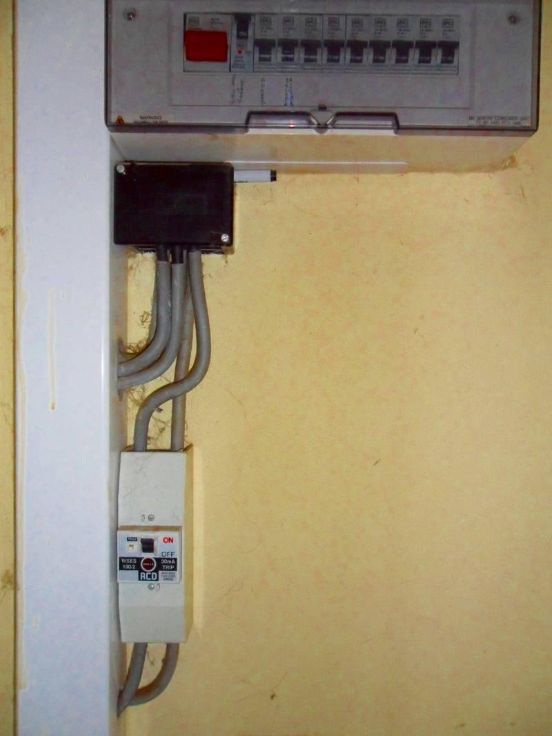 Shower consumer unit wiring diagram efcaviation