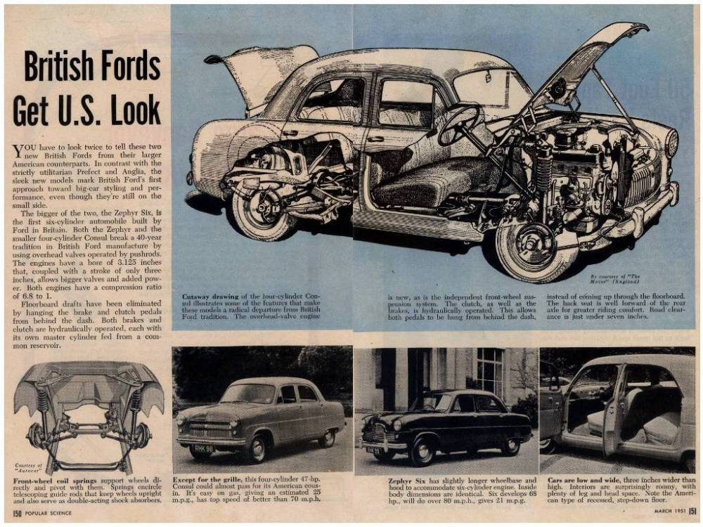 medium resolution of 1950s car