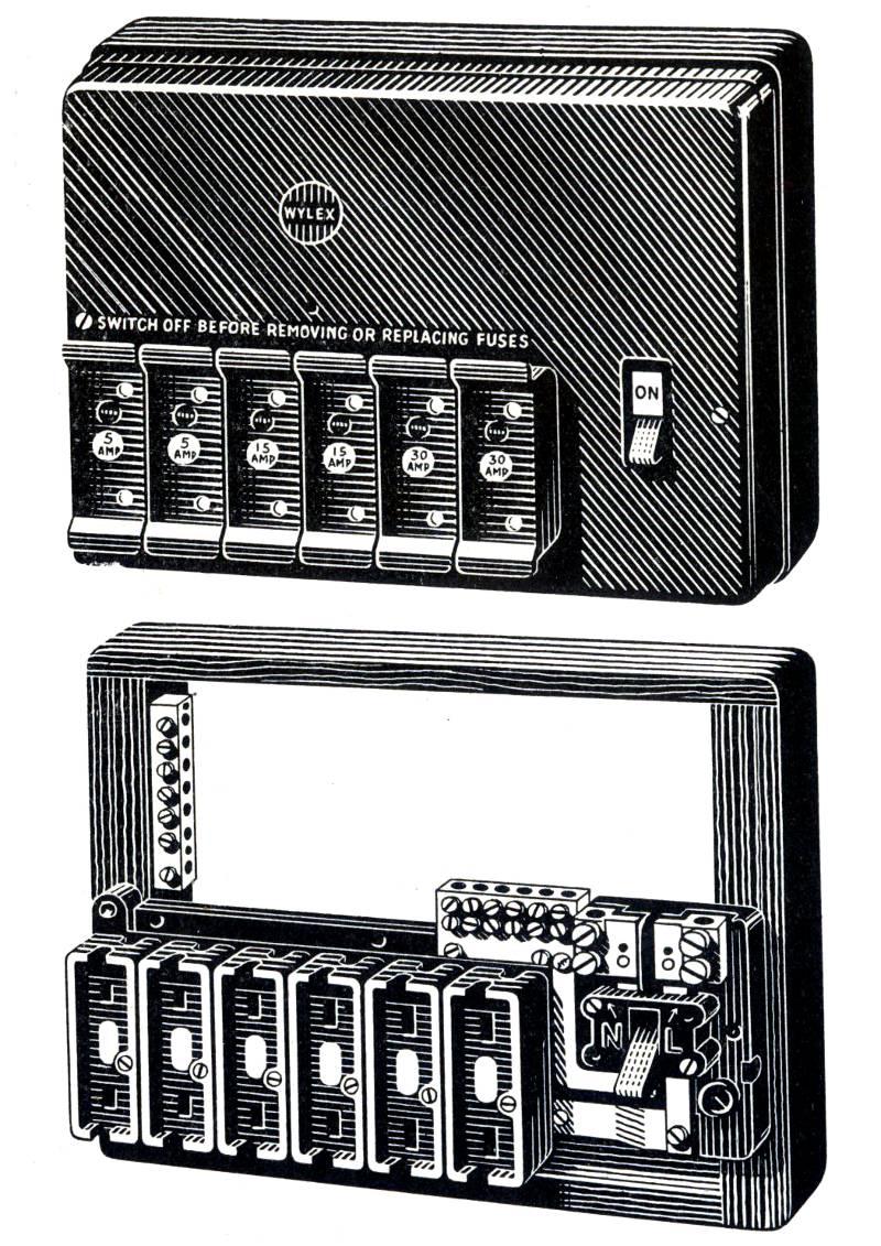 hight resolution of brown wylex fuse box wiring diagram repair guidesbrown wylex fuse box schema wiring diagramwrg 9367