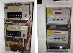 Old Electric Meter Box  Ivoiregion