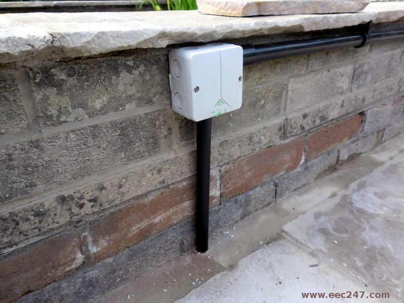 Outdoor Switch Box Wiring