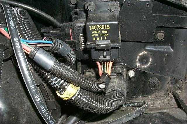 gm fuel pump relay wiring diagram free picture