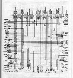my 85 z28 and eprom project cat ecm diagram 165 ecm wiring diagram [ 1155 x 1521 Pixel ]