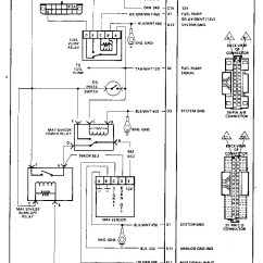 Ddec 2 Wiring Diagram Of Single Phase Motor Starter Ecm Harness Data My 85 Z28 And Eprom Project 3406e Maf