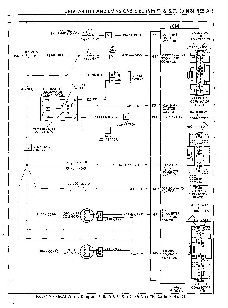 medium resolution of this project will detail the steps parts hints techniques for upgrading a 1986 1989 gm tpi engine control module ecm to a later model