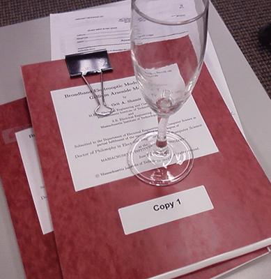 Graduate Office Materials  MIT EECS