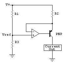 Op-Amp Current Source