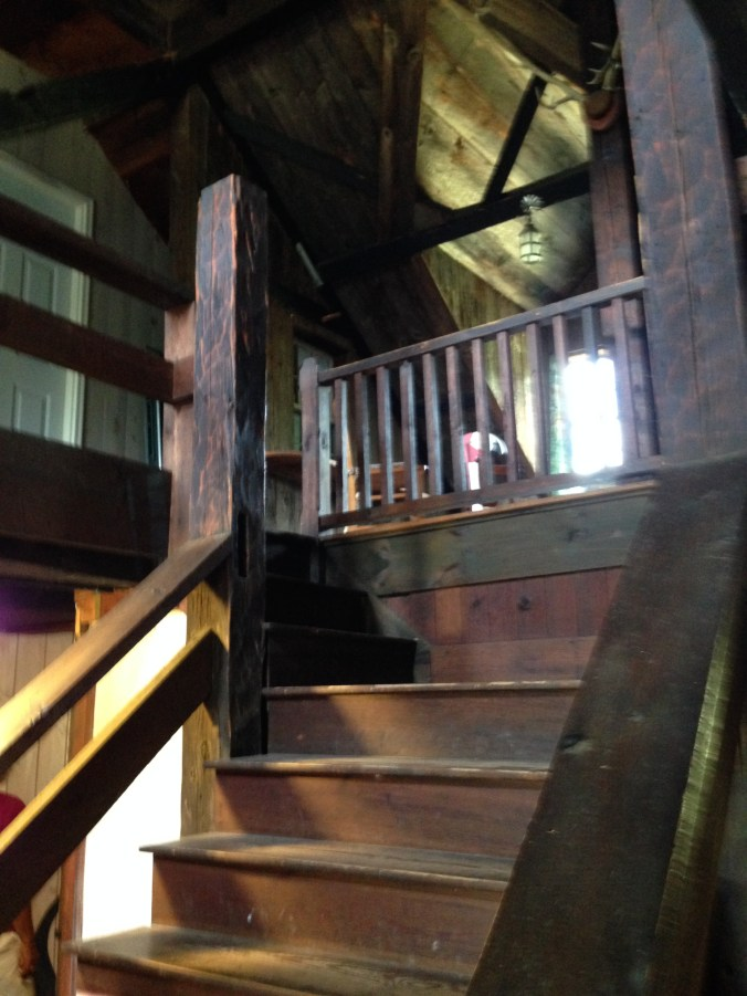 Additional photo: Top of stairs at Joy Farm