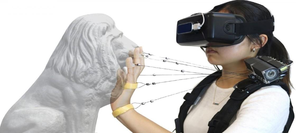 Motorless Haptic Device Creates Even More Immersive VR Experience - eeDesignIt.com