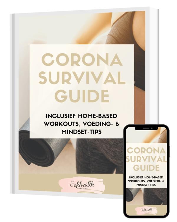 Mock up Corona Survival Guide