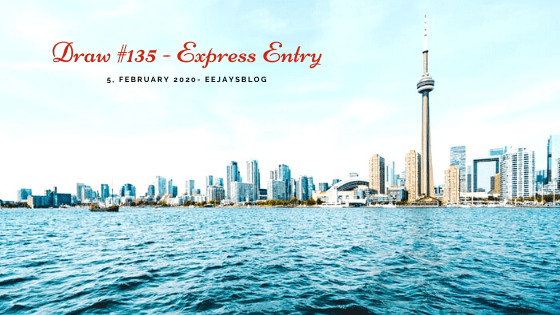 February 2020 express entry