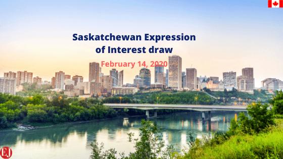 Saskatchewan Expression of interest