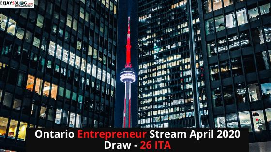 Ontario entrepreneur stream