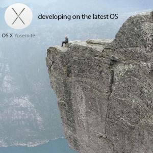 OS X Yosemity Edge