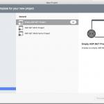 Visual Studio For Mac - ASP.NET Projects