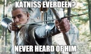 Elf hunter meme photo