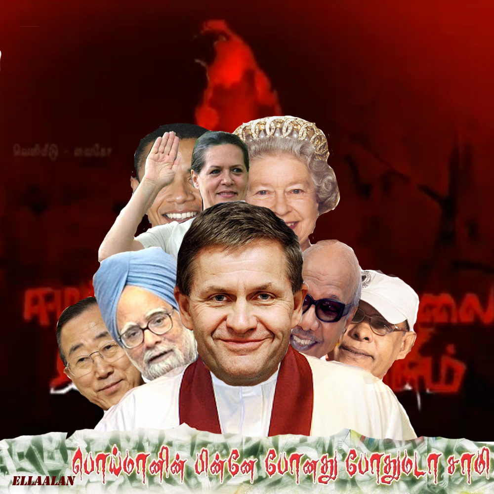 erik solheim norway peace killer