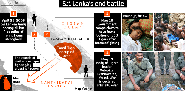 SriLanka war crimes