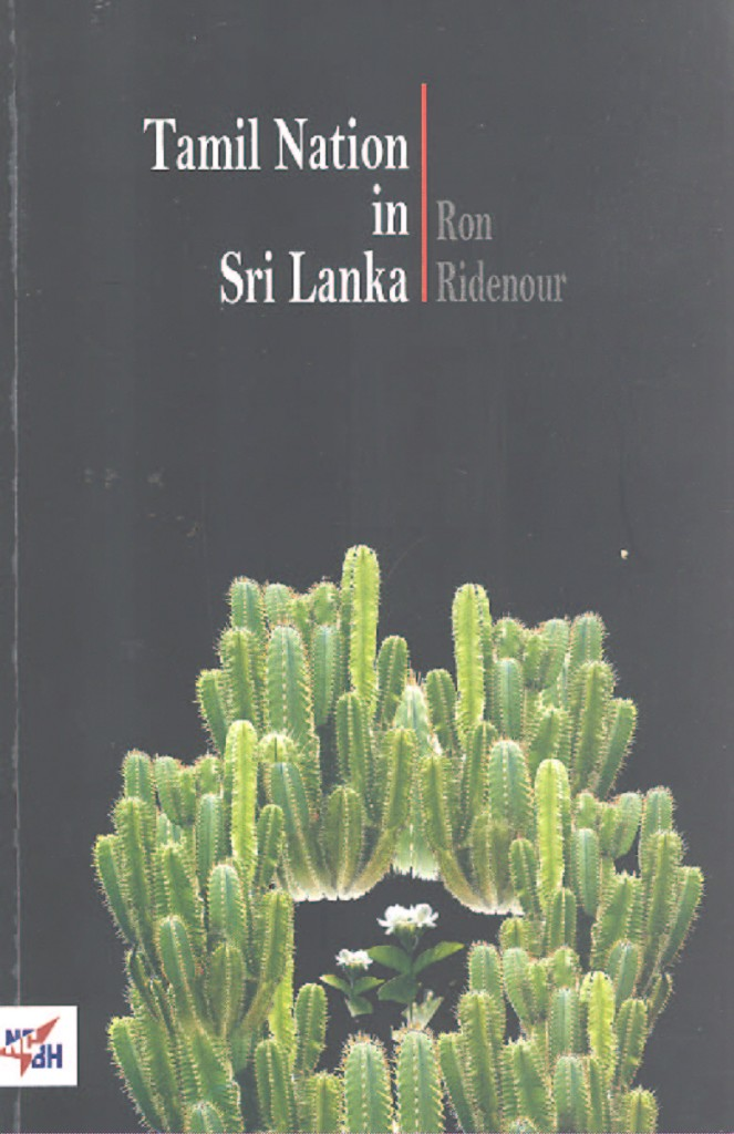 Ron Ridenour -Tamil Nation in Sri Lanka