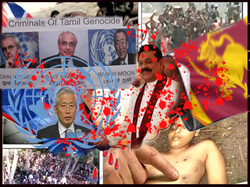Yukio Takasu one of UN officials prevented Sri Lanka