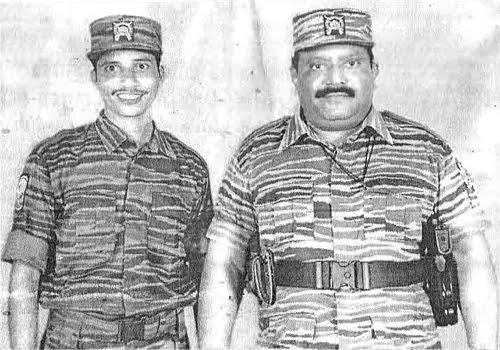 Bt Maj Isaiyarasan