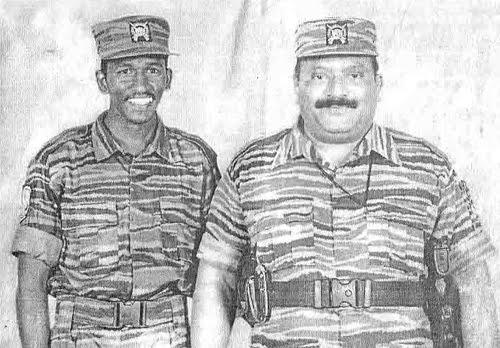 Bt Maj Karunainathan