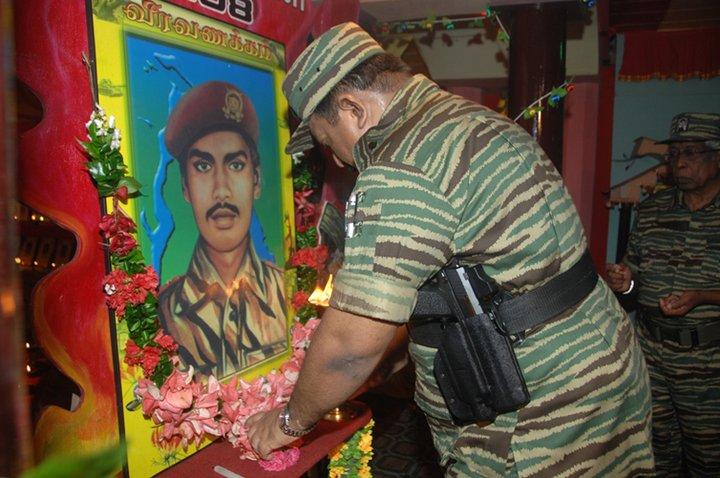 leader at heros day