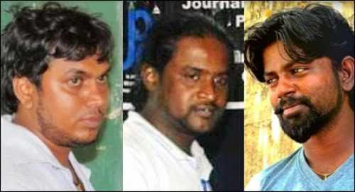 jaffna journalists threats