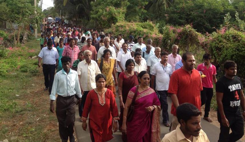 TNPF_May_Day_Jaffna
