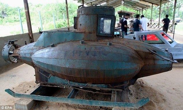 ltte submarine