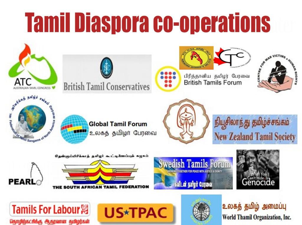 Tamil Diaspora co operations