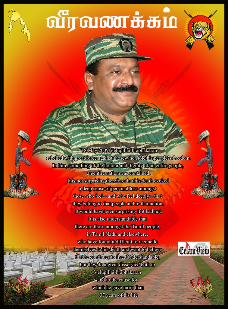 Tribute to Prabhakaran 31