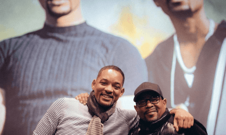Will Smith, Martin Lawrence Reunite on Set of Bad Boys 3